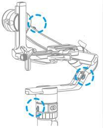 Installation of Camera and Balance