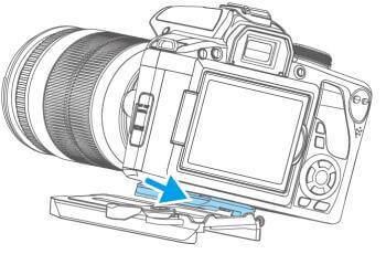 AK4500 Installation of Camera and Balance